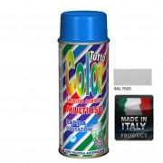 Vopsea Spray Multisuprafete Gri RAL 7035 Tuttocolor Macota 400ml