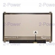 PSA Laptop Skärm 13.3 tum 1920x1080 WUXGA Full HD Matte (LP133WF2-SPL2)