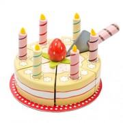 Le Toy Van Honeybake Collection, Vanilla Birthday Cake