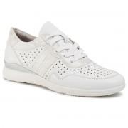 Сникърси JANA - 8-23753-24 White 100
