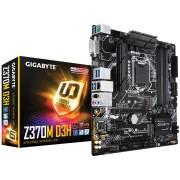 Gigabyte Z370M D3H Intel Z370 LGA 1151 (Socket H4) microATX motherboard