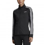 Adidas Performance Casaco D2M 3-stripes track top, gola subidaPreto- S