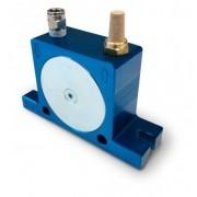 Пневматический шаровой промышленный вибратор OLI S36 (пневмовибратор)