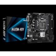ASRock Main Board Desktop H410M-HDV (90-MXBD60-A0UAYZ)