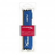 Kingston Pamięć RAM Kingston HyperX FURY DDR3 1600 MHz 8GB CL10 Niebieski - HX316C10F/8