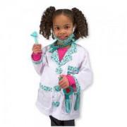 Детски костюм Лекар, 14839 Melissa and Doug, 000772148399