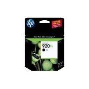 Cartucho HP 920XL preto 29ml CD975AL HP