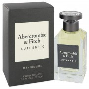 Abercrombie & Fitch Authentic by Abercrombie & Fitch Eau De Toilette Spray 3.4 oz