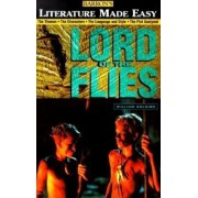Lord of the Flies: The Themes - The Characters - The Language and Style - The Plot Analyzed, Paperback