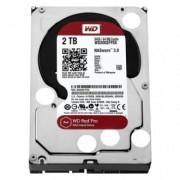 """WD 2TB 3.5"""", SATA III, 64MB, 7200rpm, Red Pro serija - WD2002FFSX"""