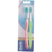SHINY CLEAN cepillo dental #medio 2 buc.