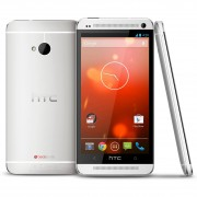 HTC One M7 32 GB Plata Libre