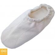 Rawganique Satie Glue Free 100% Organic Cotton Fleece Slippers RGFT-1789