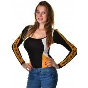 Mayo Chix női body TALIA m2018-2Talia/fekete,sarga