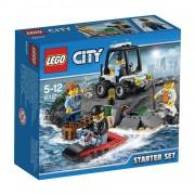 LEGO City gevangeniseiland starterset 60127