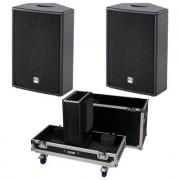 HK Audio Premium PR:O 10 XD Case Bundle