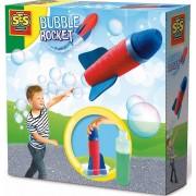 SES Creative zeepbel raket, 'Bubble Raket'