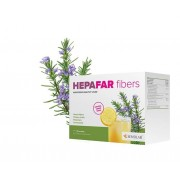 Sensilab Bevanda a base di fibre di Hepafar per l'eliminazione delle tossine. Gusto limone 15 bustine