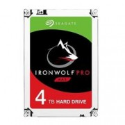 SEAGATE HARD DISK HD 3,5 4TB 7200RPM IRONWOLF PRO 128 MB SATA3 SEAGATE