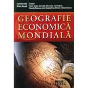 Geografie economica mondiala/Silviu Negut, Gheorghe Vlasceanu, Florina Bran, Claudia Popescu, Liviu Bogdan Vlad, Marius Cristian Neacsu
