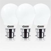 LED Bulb Combo Pack of 3 Bulbs Warm White