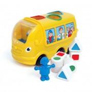 WOW Sidney, az iskolabusz