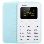 AIEK/AEKU C6 Cell Phones Student Version Credit Card Mobile Phone Bluetooth PK AIEK M5 Card Phone