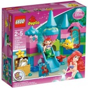 LEGO DUPLO Princess Ariel Undersea Castle Play Se