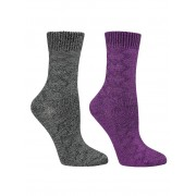 RS Harmony Chaussettes femme RS Harmony Anthracite