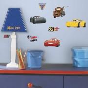 Disney Cars Muurstickers Race Ready (RoomMates)