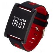 GARETT Smartwatch Sport 7 Czarno-czerwony