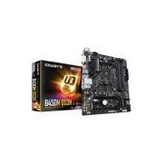 Placa-Mãe Gigabyte B450M DS3H, AMD AM4, mATX, DDR4