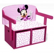 Mobilier 2 in 1 Disney Minnie Mouse Delta Children