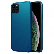 Capa Nillkin Super Frosted Shield para iPhone 11 Pro - Azul