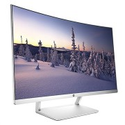 HP 27 Full HD 27 Curved LED Monitor - Zilver / Wit