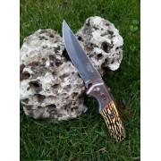 Джобен нож с пружина