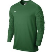 Nike Keepersshirt Goalie II m. Pads Groen Kinderen