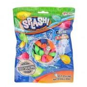 Merkloos 400x Gekleurde waterballonnen speelgoed zelfsluitend - Action products