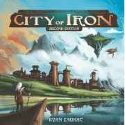 City of Iron (2016 English Second Edition)