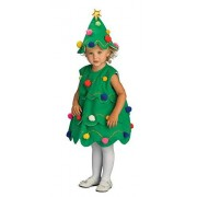 Rubie's Costume Lil Xmas Tree Child Costume, Toddler