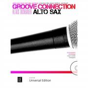 Universal Edition Groove Connection Alt Sax. Üben