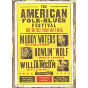 The American Folk-Blues Festival: The British Tours 1963-1966 [DVD] [1966]