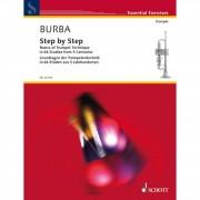 Schott Music Step by Step Malte Burba, Trompetentechnik