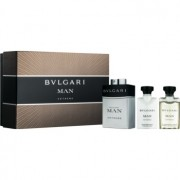 Bvlgari Man Extreme lote de regalo VI. eau de toilette 60 ml + bálsamo after shave 40 ml + gel de ducha 40 ml