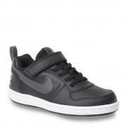 Tênis Casual Infantil Nike Court Borough Unisex BV0746-001 COURT BOROUGH LOW