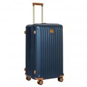 Bric's Capri 80cm 4-Wheel XL Travel Trunk - Blue