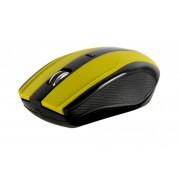 Mouse Serioux Rainbow 400, wireless, USB, 1000/1600 DPI, 4 butoane, sisteme de operare: Windows / Mac OS / Linux, verde
