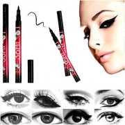 Imported 36 Hrs Water Proof Lash Eye Liner - Set of 3