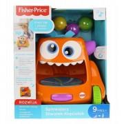 Fisher Price Stworek- Kręciołek