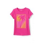 Lands' End Grafik-Shirt für kleine Mädchen - Sonstige - 110/122 von Lands' End